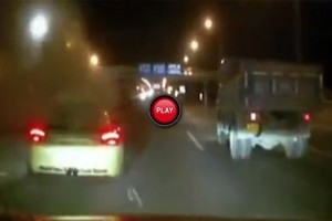 VIDEO: Neatentia in trafic se taxeaza