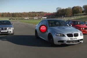 VIDEO: BMW M3 - Trecut, prezent si viitor