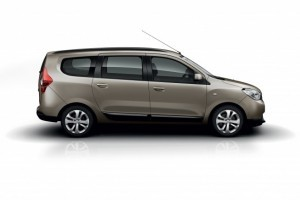 Dacia Lodgy - O masina de trei stele EuroNCAP