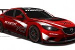 Mazda6 Grand-Am Series Racer