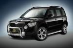 Skoda ar putea produce un nou SUV