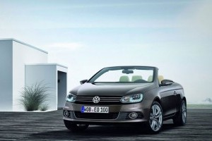 Volkswagen va inlocui modelul Eos cu o alta decapotabila