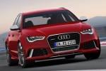 Primele imagini oficiale cu noul Audi RS6 Avant