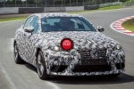 VIDEO: Jay Leno a testat noul Lexus IS Sedan 2014