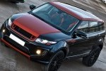 TUNING: Kahn Design modifica Range Rover Evoque