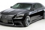 TUNING: Wald International modifica Lexus LS