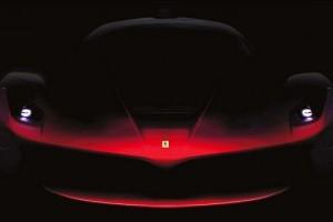 TEASER: Inlocuitorul celebrului Ferrari Enzo