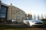 Aston Martin se pregateste de sarbatorirea centenarului