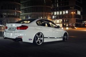 TUNING: Prior Design modifica BMW Seria 3 F30