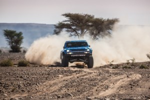 Chevrolet Silverado va participa la editia din 2013 a Raliului Dakar