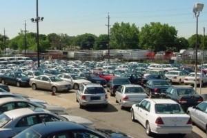 Importurile auto second hand au crescut cu 85% in 2012