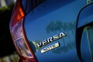 Nissan confirma existenta noului Versa Note