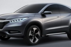 Honda intra in batalia SUV-urilor subcompacte