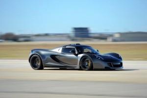 Hennessey Venom GT este cel mai rapid din lume