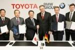 BMW si Toyota au semnat pactul