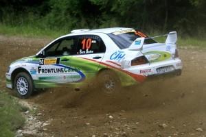 Raliul Sibiului inclus in Campionatul European din 2013