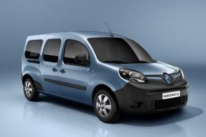 Renault a cosmetizat Kangoo