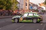 Experiente pozitive in Letonia pentru Napoca Rally Academy