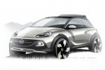 Geneva 2013 preview: Opel Adam Rocks