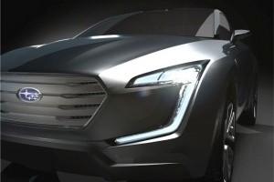 Subaru Viziv Concept va fi prezentat la Geneva'