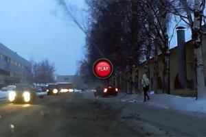 VIDEO: Cum poti sa mori cu zile, in Rusia