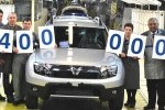 400.000 Duster produse la Uzinele Dacia