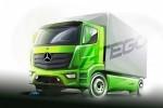 Noul Mercedes-Benz Atego