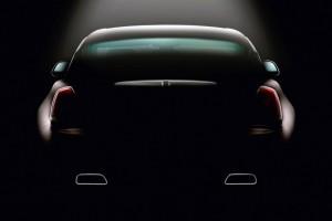 Noul Rolls-Royce Wraith isi mai dezvaluie din forme