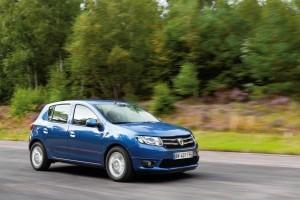 Dacia a inceput anul cu dreptul in Marea Britanie