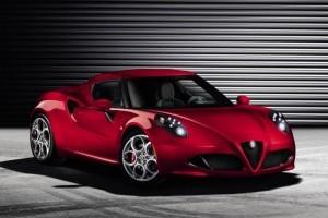 OFICIAL: Alfa Romeo 4C prezentat in premiera Mondiala la Salonul Auto de la Geneva 2013