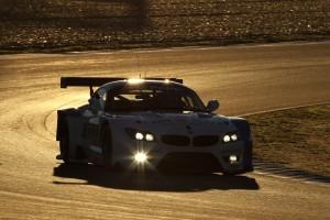 Debut pentru BMW Z4 GTE şi noua structură BMW Team RLL