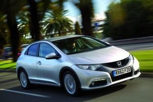 Noul Civic Diesel ajunge in Romania