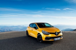 Noul Renault Clio RS este deja disponibil