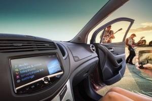 Chevrolet ofera aplicatia Siri Eyes Free Integration