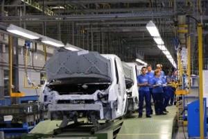 Productia auto din Romania a inregistrat o crestere notabila in 2013