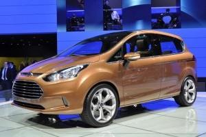 Piata auto din Romania: Ford B-Max a depasit Dacia Lodgy la vanzari