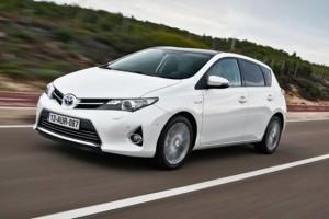Toyota lanseaza noua generatie Auris in Romania