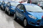 Lansarea pentru presa a noului Ford Fiesta