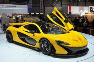 Geneva 2013: McLaren P1