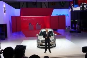 Geneva 2013: Dacia Logan MCV