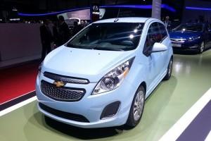 Geneva 2013: Chevrolet Spark EV