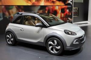 Geneva 2013: Opel Adam Rocks Concept