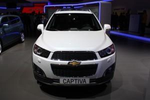Geneva 2013: Chevrolet Captiva