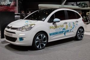 Michelin inovează pentru a imbunatati eficienta energetica a prototipului Citroen Hybrid Air