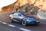 Noul Opel Cascada: decapotabila incantatoare cu forme atletice