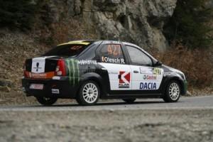 Cupa Dacia Tess Rally 2013