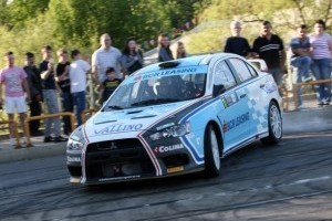 BCR Leasing Rally Team abordeaza strategic Tess Rally