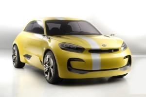 Kia prezinta CUB la Salonul Auto de la Seul