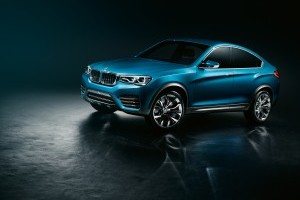 BMW Concept X4 - un nou capitol in istoria Sports Activity Coupé