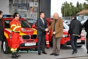 BMW alaturi de SMURD